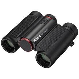 ニコン Nikon 防振双眼鏡 10x25 STABILIZED レッド [10倍]