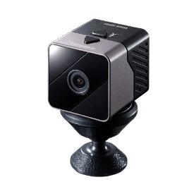 サンワサプライ SANWA SUPPLY 超小型セキュリティカメラ CMS-SC05BK