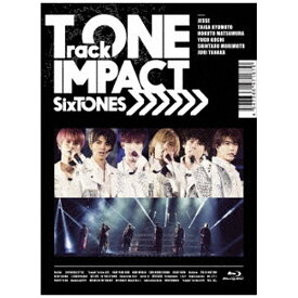 ソニーミュージックマーケティング SixTONES/ TrackONE -IMPACT- Blu-ray初回盤【ブルーレイ】