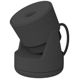 トップランド TOPLAND ペットボトル加湿器 MOVE(ムーブ) ブラック SH-MV50 BK [超音波式]