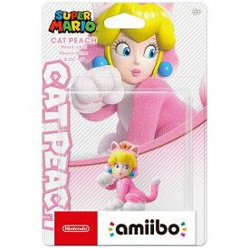 【2021年02月12日発売】 任天堂 Nintendo amiibo ネコピーチ(スーパーマリオシリーズ)