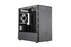 クーラーマスター COOLER MASTER PCケース MasterBox MB400L ブラック MCB-B400L-KG5N-S00