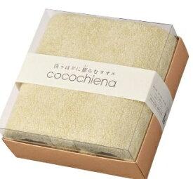 日繊商工 cocochiena ココチエナ ココキューブ バスタオル1Pギフト アイボリー