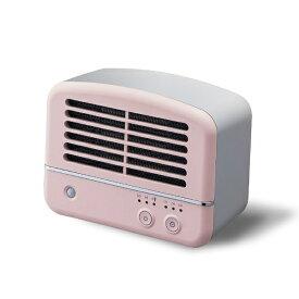 ドウシシャ DOSHISHA 人感センサー付セラミックヒーター ピンク CHV061J-PK [人感センサー付き]