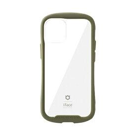 Hamee iPhone 12 mini 5.4インチ対応iFace Reflection強化ガラスクリアケース