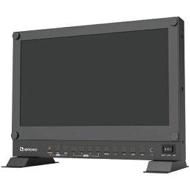 エーディテクノ ADTECHNO PCモニター ブラック UH1250S [12.5型 /4K(3840×2160) /ワイド]