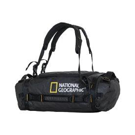NATIONAL GEOGRAPHIC ナショナルジオグラフィック 2WAY BOSTON BAG-35L ブラック NAG-13085 BK