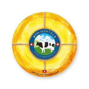 マルモ印刷 MARUMO PRINTING TA-WF-02 丸メモ エメンタールチーズ マルモ印刷