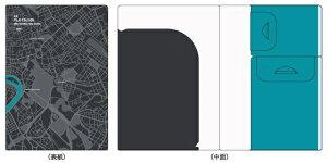 マルモ印刷 MARUMO PRINTING TA-FF-A ふた付きポケットファイル Aタイプ マルモ印刷