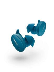 BOSE ボーズ フルワイヤレスイヤホン BoseSportEarBudsBLU Baltic Blue [リモコン・マイク対応 /ワイヤレス(左右分離) /Bluetooth]