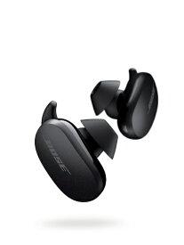 BOSE ボーズ フルワイヤレスイヤホン Bose QuietComfort Earbuds Triple Black [リモコン・マイク対応 /ワイヤレス(左右分離) /Bluetooth /ノイズキャンセリング対応][ ワイヤレス イヤホン ]