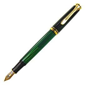 PELIKAN ペリカン PELIKAN M300 緑縞 万年筆 B