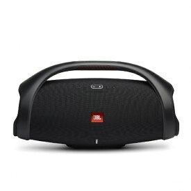 JBL ジェイビーエル ブルートゥース スピーカー ブラック JBLBOOMBOX2BLKJN [Bluetooth対応]