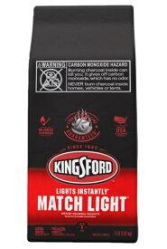 キングスフォード KINGSFORD BBQ用炭 マッチライトチャコール(1.81kg)