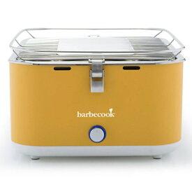 Barbecook バーベクック 卓上コンパクトチャコールグリル カルロ(H435x335x235mm/イエロー) 2235925000