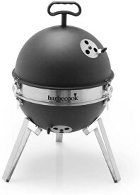 BARBECOOK 蓋付きコンパクトグリル ビリー(W300×D300×H560mm) 2231510000