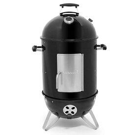 Barbecook バーベクック オスカーM 燻製器(H112×54×61cm/ブラック) 2239839000