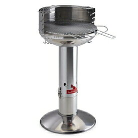 BARBECOOK BBQグリル メジャー(Φ47.5cm×H99cm/ステンレスチール) 2235012000