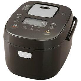 アイリスオーヤマ IRIS OHYAMA 炊飯器 ブラウン KRC-IK50-T [IH /5.5合]