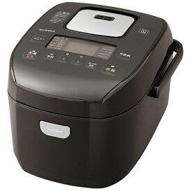 アイリスオーヤマ IRIS OHYAMA 炊飯器 ブラウン KRC-PD50-T [5.5合 /圧力IH]