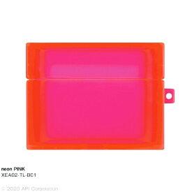 アピロス apeiros AirPods Proケース TILE neon EYLE ピンク XEA02-TL-B01