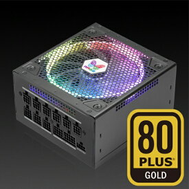 SUPER FLOWER スーパーフラワー PC電源 LEADEXIII GOLD ARGB PRO 850W [850W /ATX /Gold]