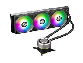 LIANLI リアンリ 水冷CPUクーラー Galahad AIO 360 RGB BLACK ブラック