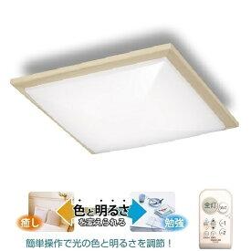 瀧住 TAKIZUMI LEDシーリングライト 和室12畳向け 調光調色タイプ GK12148