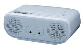 東芝 TOSHIBA CDラジオ グレー TY-C160-H [ワイドFM対応]【point_rb】