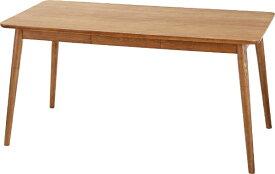 東谷 AZUMAYA ヘンリーダイニングテーブル HOT-540BR(W150×D80×H72cm)