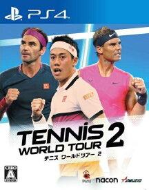 オーイズミ・アミュージオ テニス ワールドツアー 2【PS4】 【代金引換配送不可】