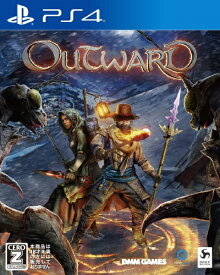 DMM GAMES. ディーエムエムゲームズ Outward【PS4】 【代金引換配送不可】