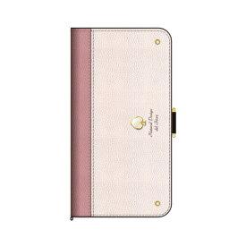 ナチュラルデザイン NATURAL design iPhoneSE2/iPhone8/7/6s/6手帳型ケース Mary Pink iP7-MR04