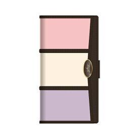 ナチュラルデザイン NATURAL design iPhoneSE2/iPhone8/7/6s/6手帳型ケース Layla Pink Lavender iP7-LAY01