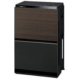 パナソニック Panasonic 加湿空気清浄機 木目調 F-VXT90-TM [適用畳数:40畳 /最大適用畳数(加湿):24畳 /PM2.5対応]