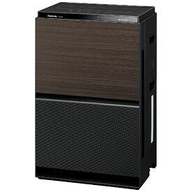 パナソニック Panasonic 加湿空気清浄機 木目調 F-VC70XT-TM [適用畳数:31畳 /最大適用畳数(加湿):19畳 /PM2.5対応]