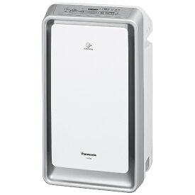 パナソニック Panasonic 加湿空気清浄機 シルバー F-VXT40-S [適用畳数:18畳 /最大適用畳数(加湿):10畳 /PM2.5対応]