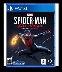 ソニーインタラクティブエンタテインメント Sony Interactive Entertainmen Marvel's Spider-Man: Miles Morales Standard Edition【PS4】