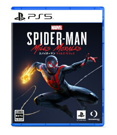 ソニーインタラクティブエンタテインメント Sony Interactive Entertainmen Marvel's Spider-Man: Miles Morales Standard Edition【PS5】