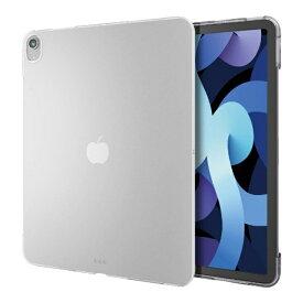 エレコム ELECOM 10.9インチ iPad Air(第4世代)用 ソフトケース クリア TB-A20MUCCR