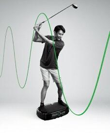 パワープレート 【日本橋三越店・ビックカメラ.com限定販売】パーソナルパワープレート ゴルフ プログラムキットPersonal Power Plate 7+ golf & Active Golf Programme S070810135【キャンセル・返品不可】