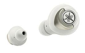 【2020年09月30日発売】 ヤマハ YAMAHA フルワイヤレスイヤホン ホワイト TW-E7AW [リモコン・マイク対応 /ワイヤレス(左右分離) /Bluetooth /ノイズキャンセリング対応]