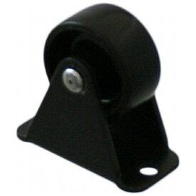 ハンマーキャスターセールス HAMMER CASTER キャスタ420R-N25mmA黒 BAR 00766707-001