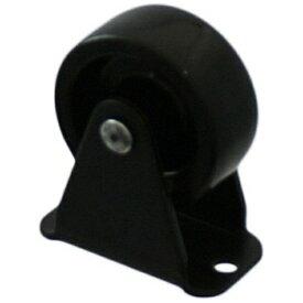 ハンマーキャスターセールス HAMMER CASTER キャスタ420R-N32mmA黒 BAR 00766708-001