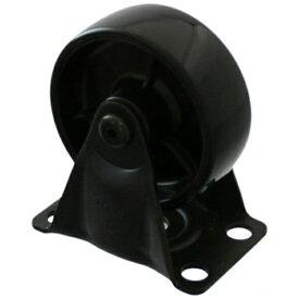 ハンマーキャスターセールス HAMMER CASTER キャスタ420R-N65mmA黒 BAR 00766711-001