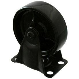 ハンマーキャスターセールス HAMMER CASTER キャスタ420R-N75mmA黒 BAR 00766712-001