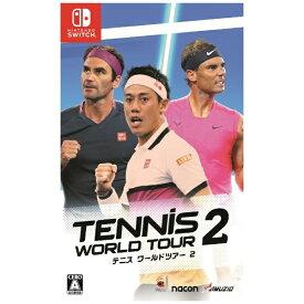 【2020年12月17日発売】 オーイズミアミュージオ Oizumi Amuzio テニス ワールドツアー 2【Switch】