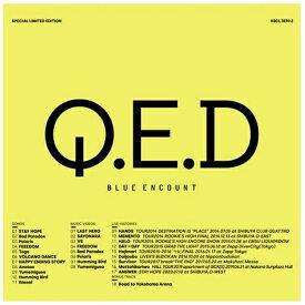ソニーミュージックマーケティング BLUE ENCOUNT/ Q.E.D 完全生産限定盤【CD】