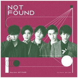 Top J Records トップジェーレコーズ Sexy Zone/ NOT FOUND 初回限定盤A【CD】