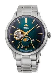 オリエント時計 ORIENT オリエント70周年限定モデル 国内500本限定 SUN&MOON RN-AS0104E [正規品]